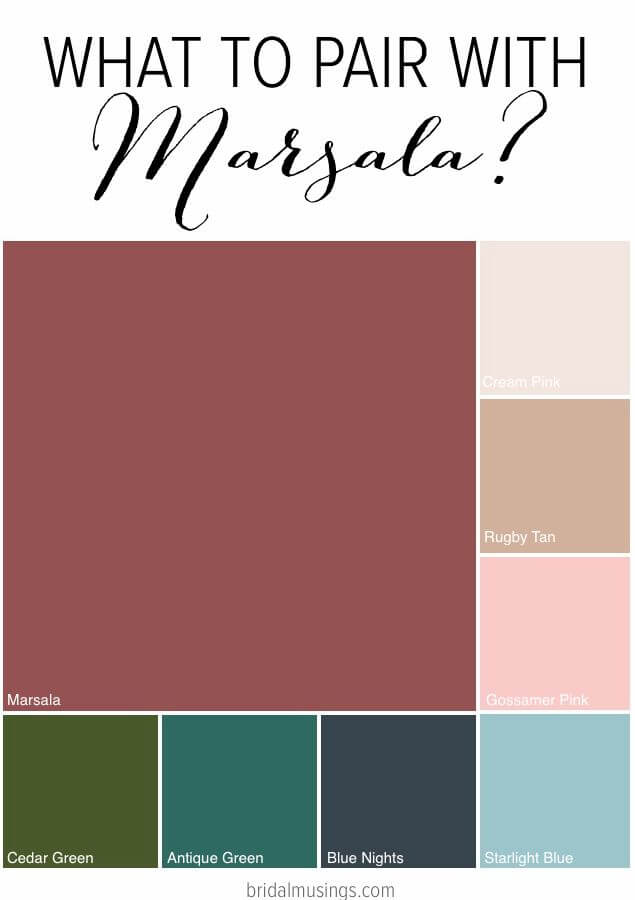 2015 pantone color of the year marsala